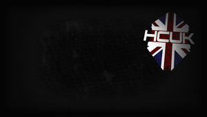 HCUK Typography Wallpaper by Flyntendo