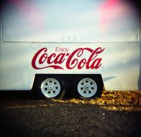 coca cola by herhearts