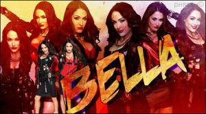 The Bella Twins by xxxlayxlowxxx