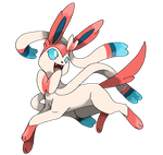 Sylveon by DeeJaysArt1993