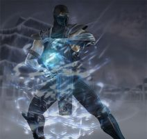 sub zero by SHiNiGAMi-Xiii