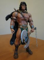 CONAN THE BARBARIAN by efrece