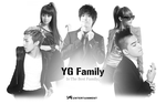 YG Family, is the best family. by SeoulHeart