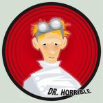 Dr. Horrible: character icon by littlecrow