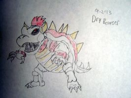 Birthday Request Drybowjap Dry Bowser by Vyel