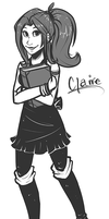 Claire by PHkins