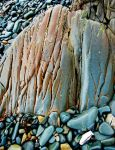 Rocks   Carrick beach 4 by BlonderMoment