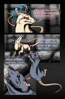 Rats In A Lab: page 5 by mechanicalmasochist