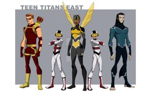 Titans East by bigoso91