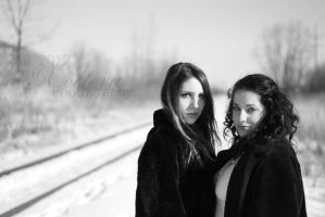 Katerina and Zena 5 by Xcetera