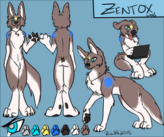 Zentox Wolf Reference Commission by tyler-gf123