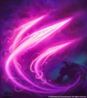 Arcane Spikes by Arsenal21