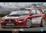 Lancer Evo X Ralliart WRC by CapiDesign