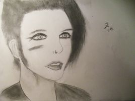 Andy Biersack by SoniaLoveMusic
