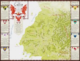 The Realm of Callis by chashio