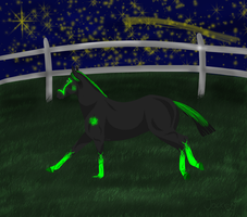 DSS Neon Dancer by jockeyy