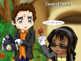 CSI Miami - Cause of Death by Prince-in-Disguise