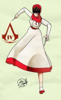 Assassins Creed IV by mitch-the-plaid