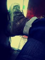 My Fav Boots by ModestMan349