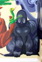 Gorilla by 0AngelicWings0