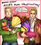 Alles zum Valentinstag by fellow-traveller