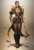 Character and Armor tutorial by medders