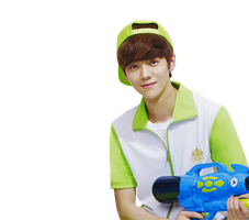Render Luhan [by yupiholic] by yupiholic