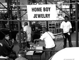 Homeboy Jewelry by KeenPhotography