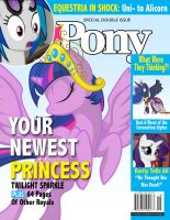 Pony Magazine, Twilight Sparkle Edition by Dutchess6942