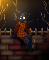 [NITW] Hanging around by Scribbleshadows
