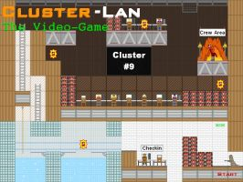 Cluster-Lan: The Game by Donitz