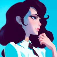Blues by Kuvshinov-Ilya