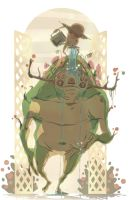 green thumb by raps0n