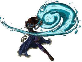 ATLA OC water bender- finish by vanna6yaoiheaven