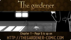 The gardener - CH01P05 by Marc-G