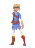 Link by Lord-StarryFace