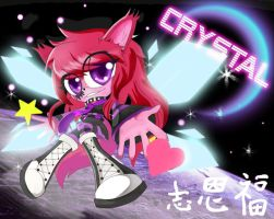 Pink Crystal by Neosz369