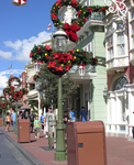 A Main Street Christmas IMG 2731 by WDWParksGal-Stock