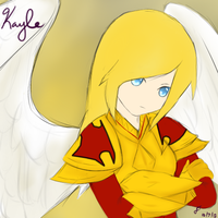 League of Legends: Kayle the Judicator by TheMuteMagician