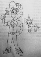 Fix it Felix and UniKitty by Placemario