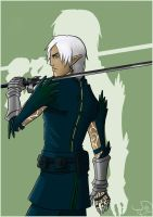 DA2 - Fenris : a problem ? by Sylfe