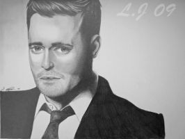 Michael Buble by lee100188