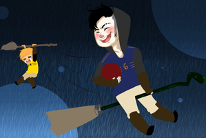 HA: Quidditch Game HAH by PapaSamOLD