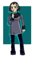 Doctor Ral Stami by Glee-chan