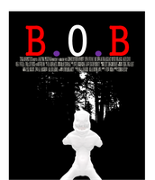 B.O.B movie poster fan made by jorgepuey5