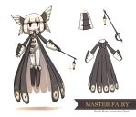 Character Sheet - Master Fairy by Porforever