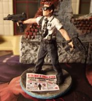 Zombicide: Doug the Salaryman by JordanGreywolf