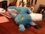 Wip fursuit by GhostKoMochi