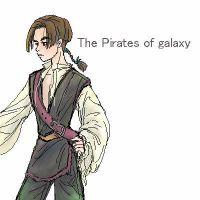 Pirates of the galaxy by shibu