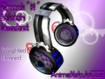 Sprock'N'Watch Headset - AN003 by AnimeNebula003